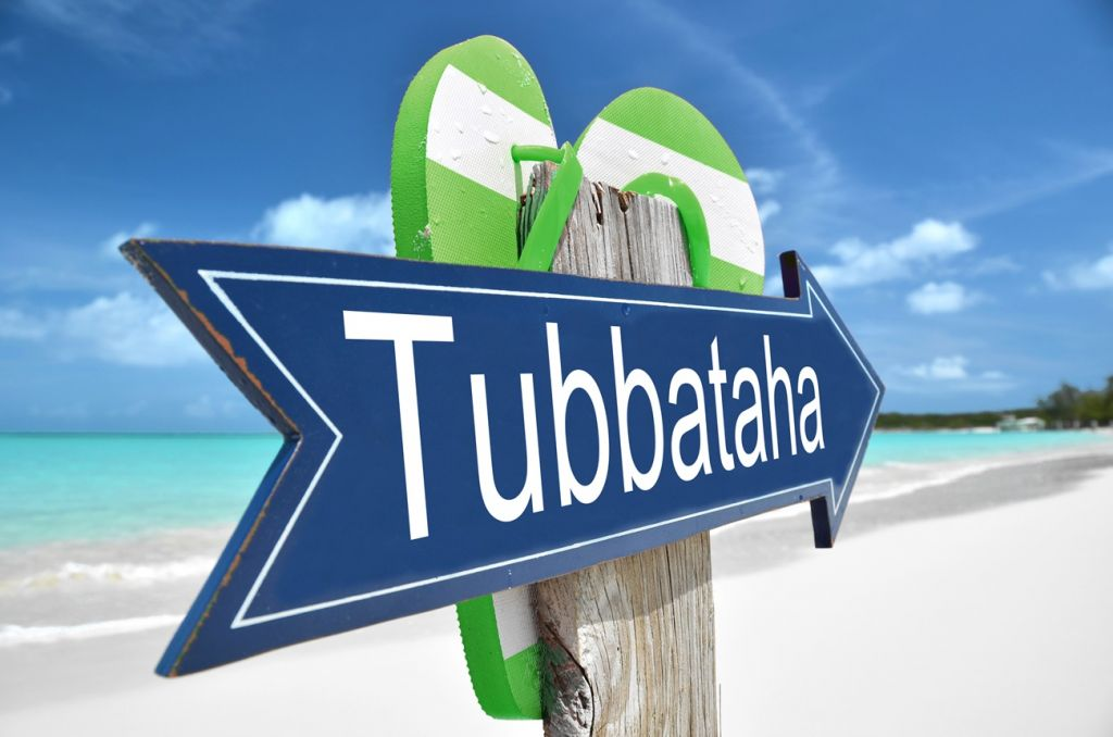 Tubbataha Reefs Natural Park Philippines
