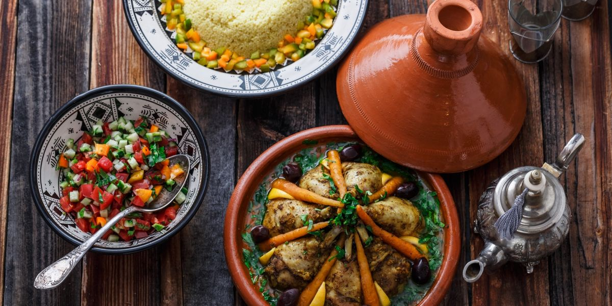 eat and drink in Morocco