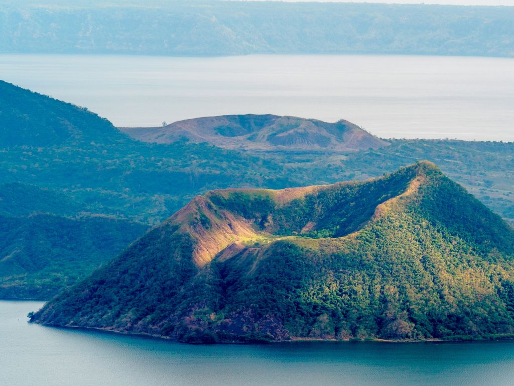 Taal Volcano in the Philippines 1
