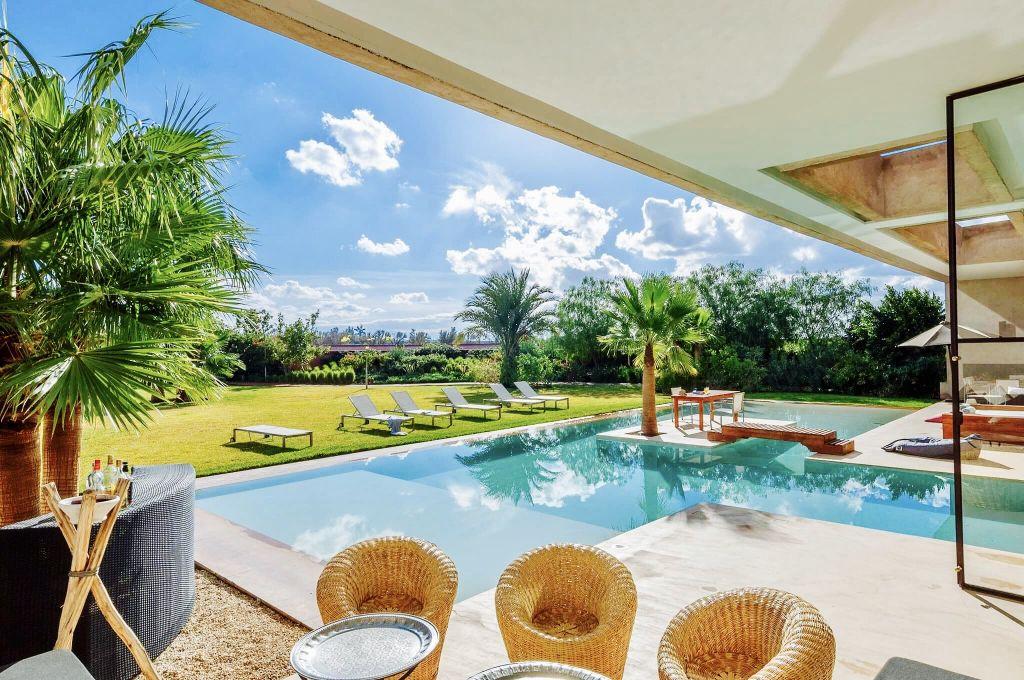 dar-sayang villa Morocco