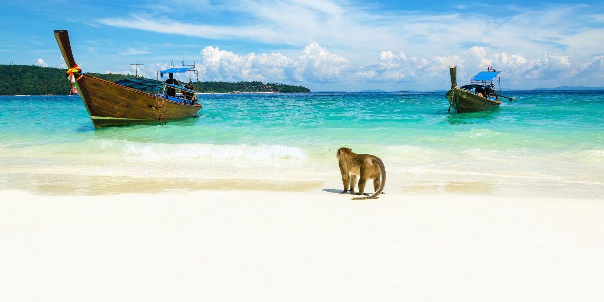 Top beaches in Thailand