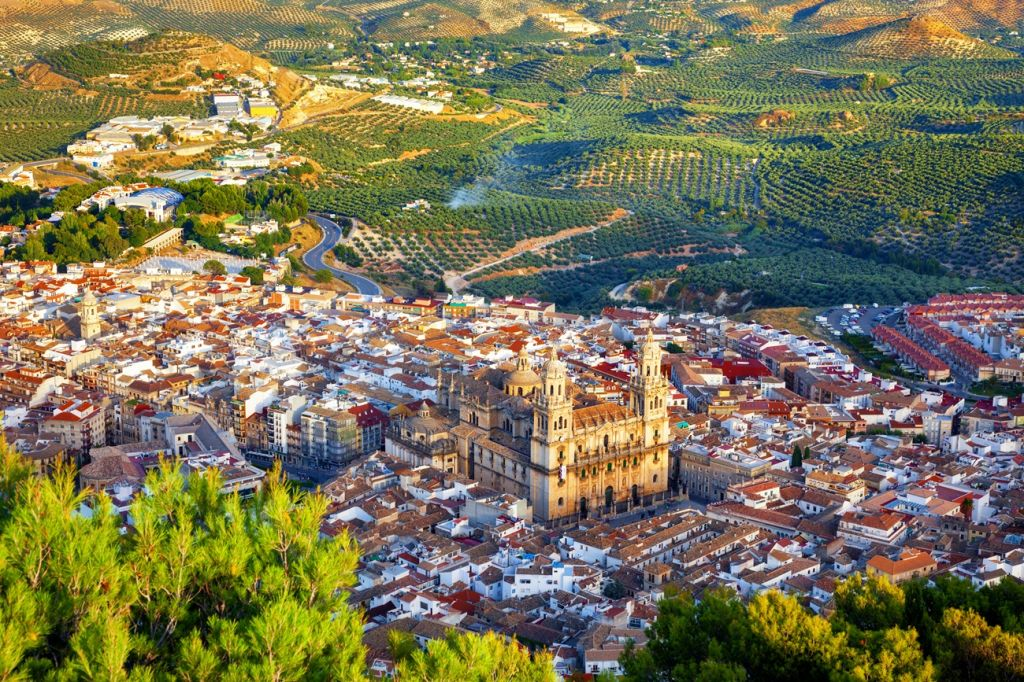 jaen Andalucia
