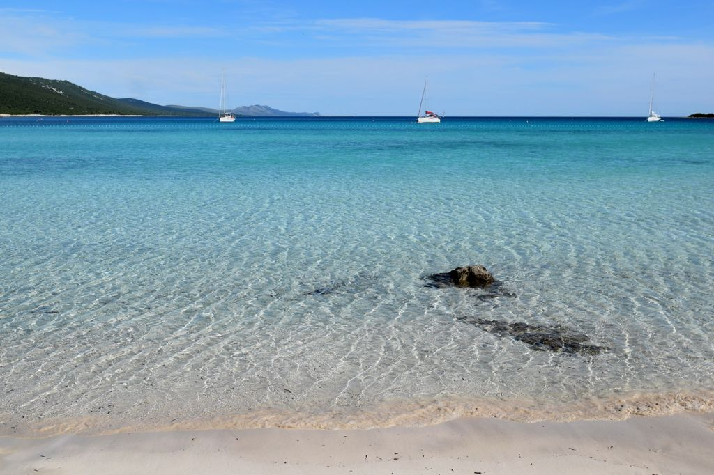 Sakarun Beach, Croatia