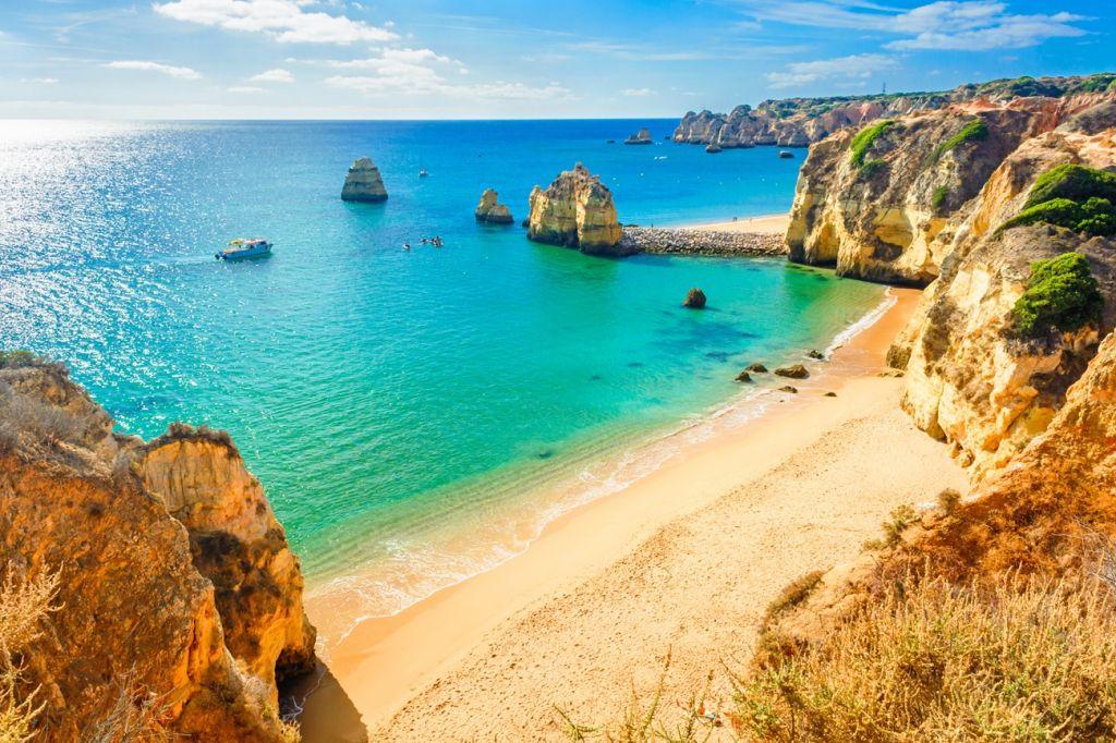 Praia-da-Rocha-beach-Portugal