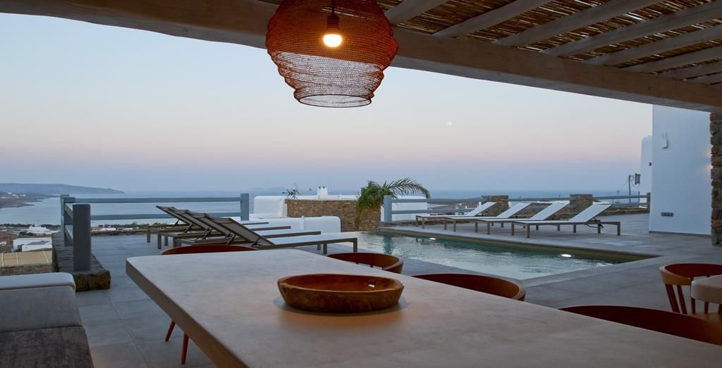 Villa Sunflower Mykonos