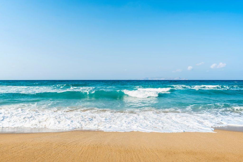 beach Heraklion