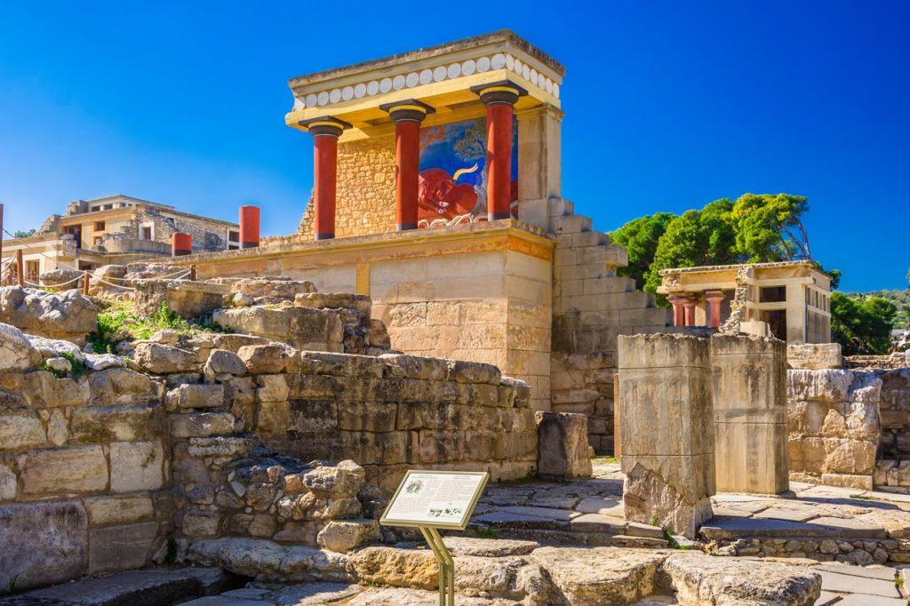 history Heraklion