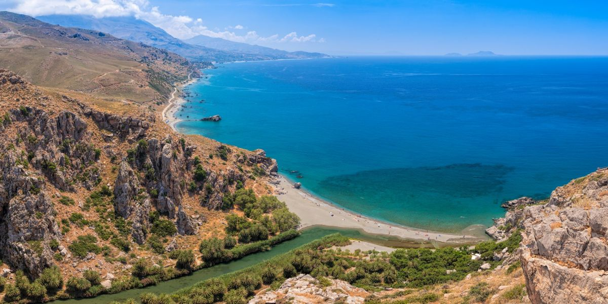 Best Beaches in Rethymno