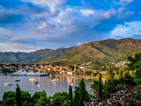 Landscape of Croatia