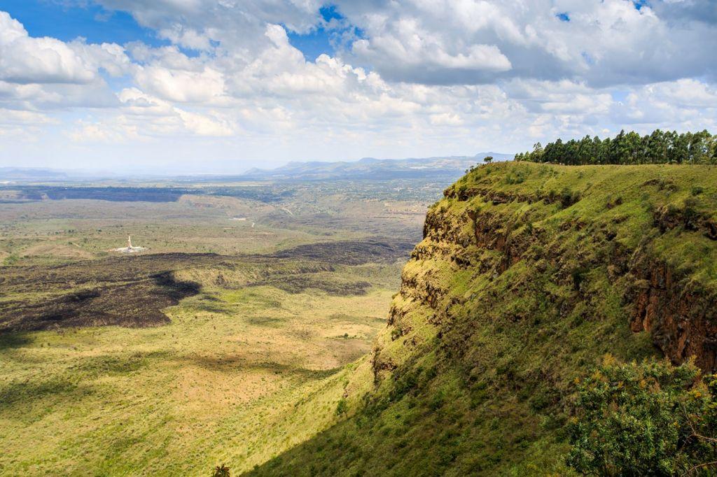 Menengai Crater (Nakuru) Kenya