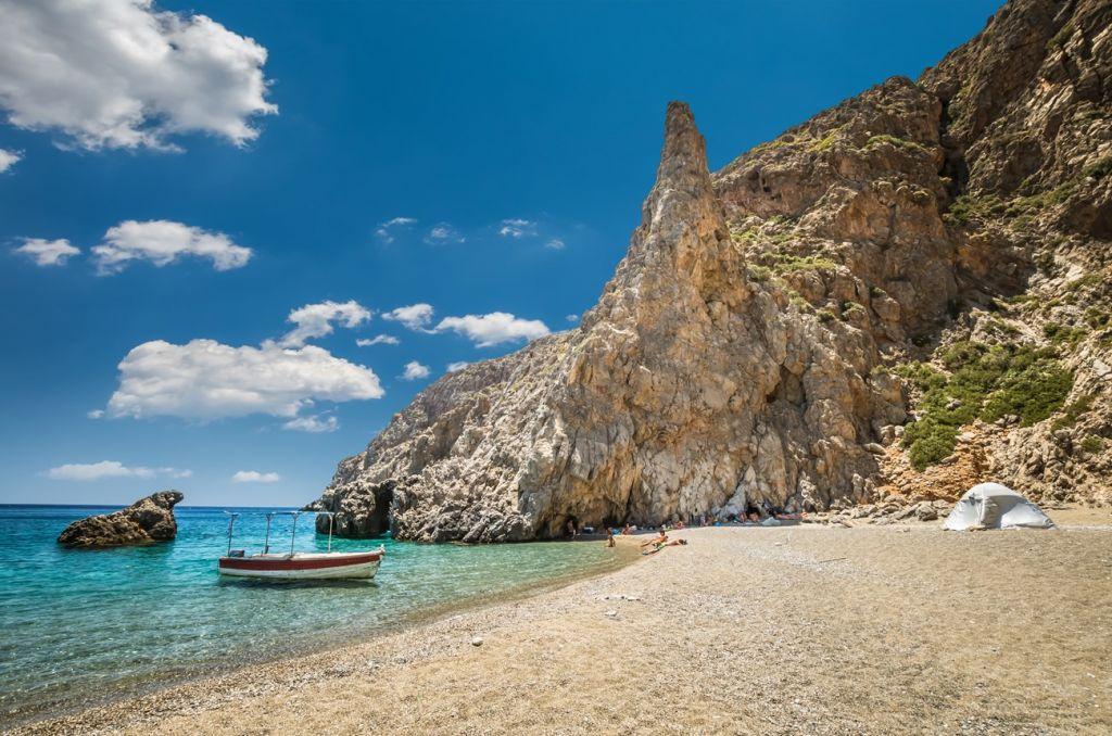 agiofarago Crete