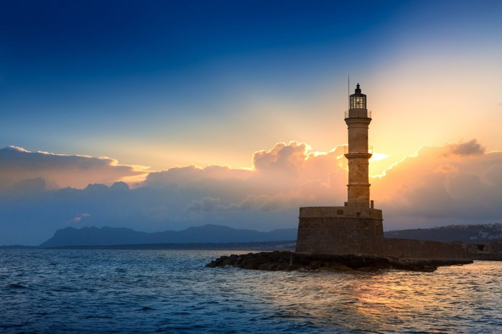 The Old Town of Chania Crete