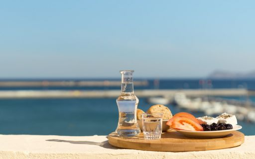 raki Crete