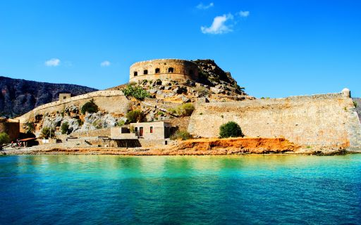 Spinalonga Island and its mystery