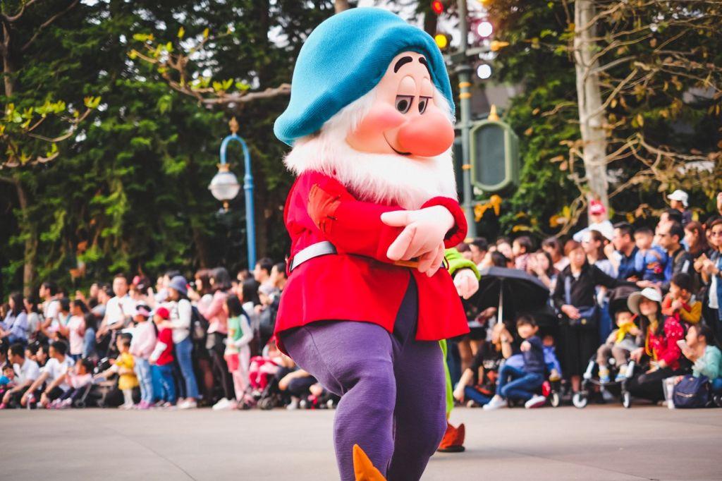 Explore Disneyland Park 2