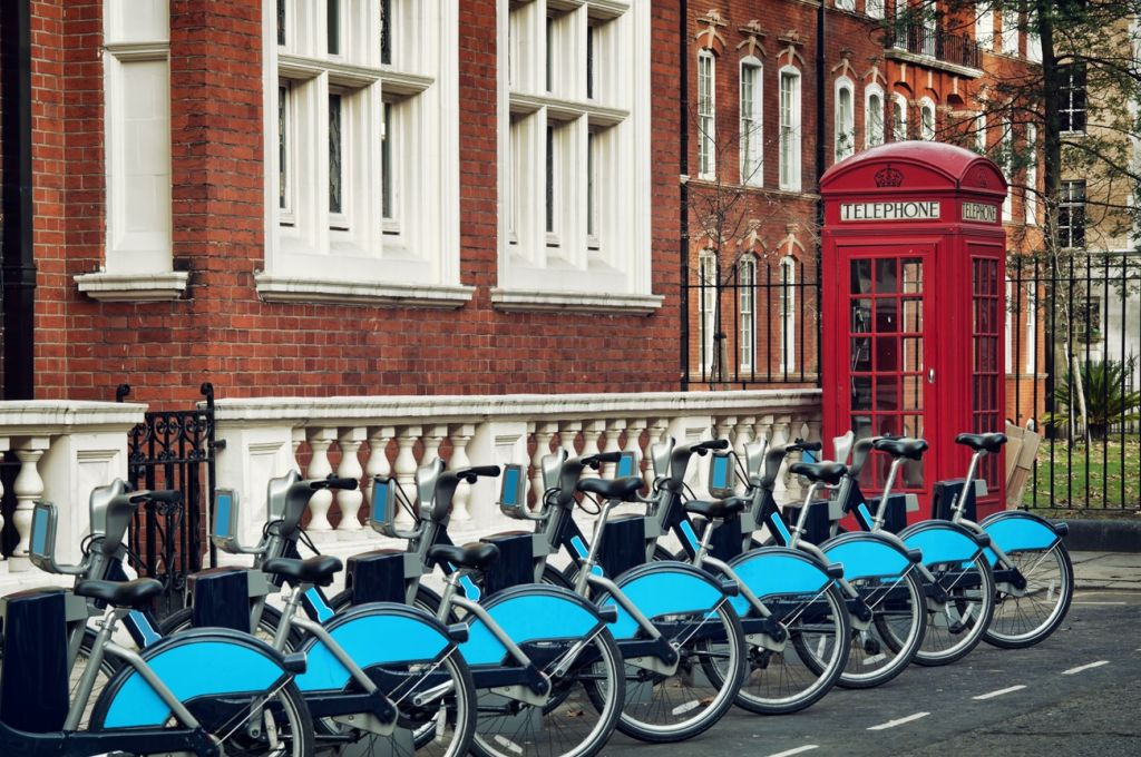 bicycle London