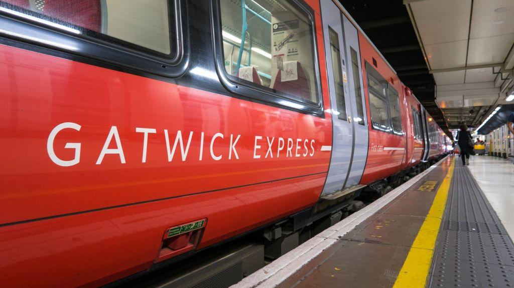 Rail Services London