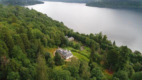 Stuckgowan Loch Lomond