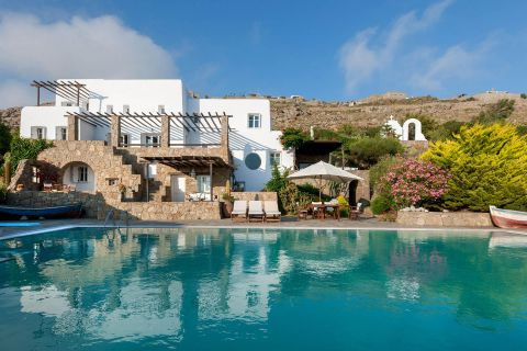 Grand Retreat Villa Mykonos
