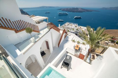 Residence Villa at Day Dream Santorini