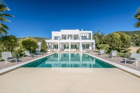 Villa Vista Cala Jondal Ibiza