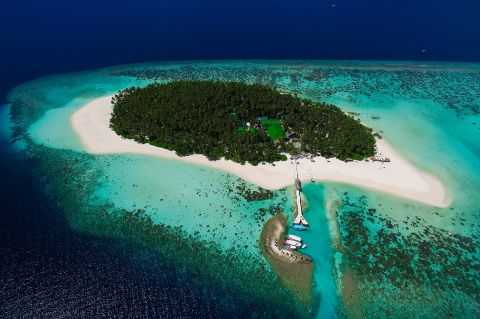 aaaVeee Nature's Paradise Private Island