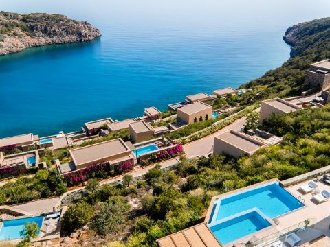 3 Bedroom Family Villa at Daios Cove Crete