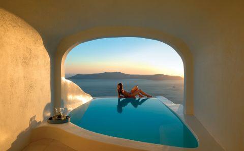 Sun Rocks Suite at Sun Rocks Hotel Santorini