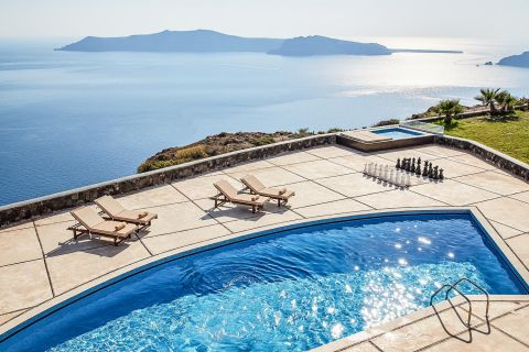 Periscope Villa Santorini