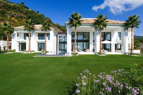 Villa Palo Alto Marbella