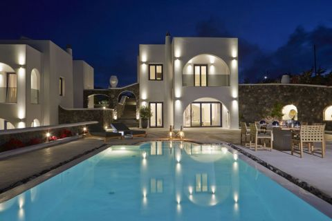 3 Bedroom Villa at Amor Hideaway Villas Santorini