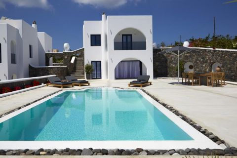 2 Bedroom Villa at Amor Hideaway Villas Santorini