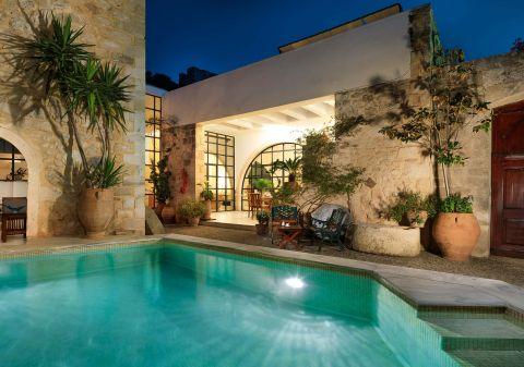 Villa Maroulas Rethymno
