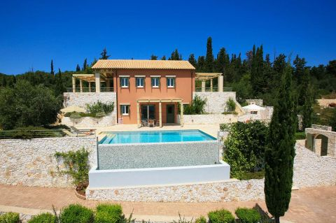 Villa Yasemi at Fiscardo View Villas