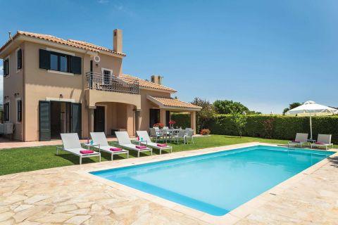 Villa Haris Kefalonia