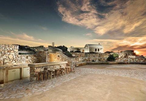 Villa Archilochus Paros