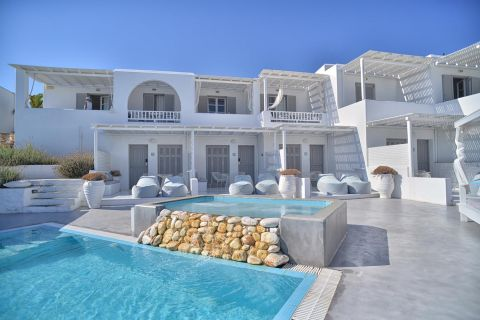 Grand Villa at Minois Village Paros