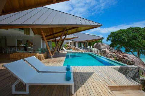 Deckenia Villa Seychelles