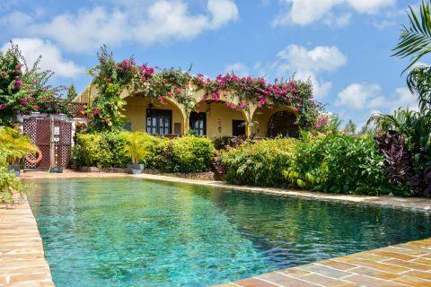 Casa Blanca at Kidoti Villas Zanzibar