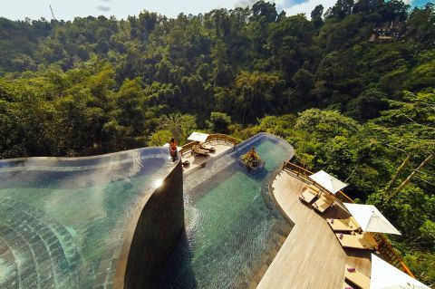 Family Villa at Hanging Gardens of Bali