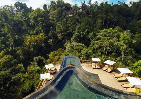 Panoramic Villa at Hanging Gardens of Bali