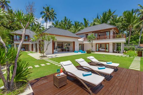 Villa Tirta Nila Bali