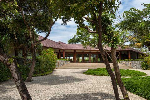 Deluxe Hillside Casita at Amanpulo Resort Palawan