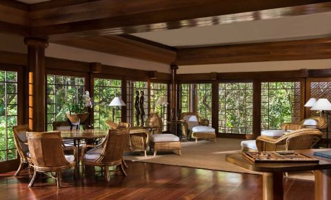Treetop Casita at Amanpulo Resort Palawan