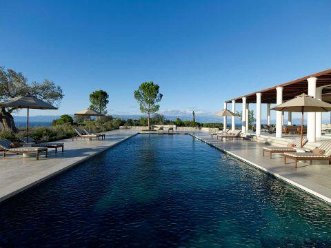 6 Bedroom Villas at Amanzoe Resort Porto Heli