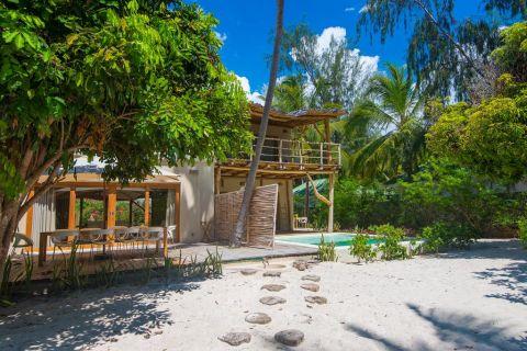 Presidencial Villa at Zanzibar White Sand Villas