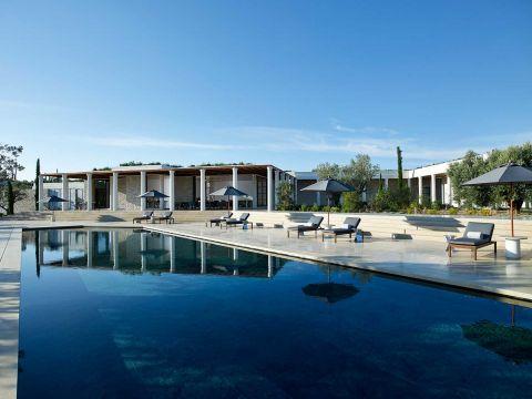 4 Bedroom Villas at Amanzoe Resort Porto Heli