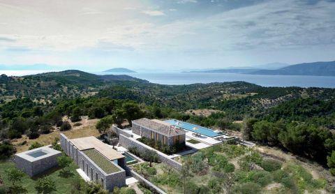 1 Bedroom Villa at Amanzoe Resort Porto Heli