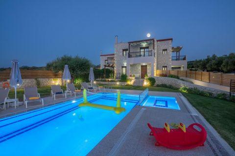 Olive Garden Villas Rethymno
