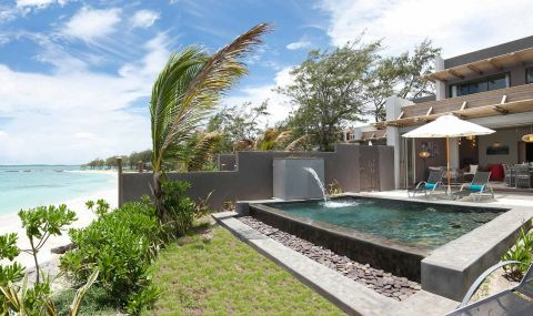 Villa Stylia Beach Mauritius
